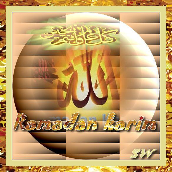 Le Ramadan est un des cinq piliers de l'islam, avec la profession de foi, la prière, l'aumône et le pèlerinage. bon ramadan a tout le monde..