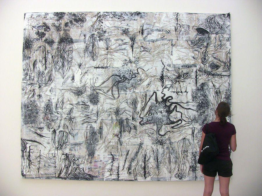 Quelques artistes exposés à la biennale d'art de Venise 2009.