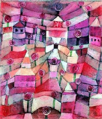 Sélection de tableaux et dessins de l'artiste suisse Paul Klee.