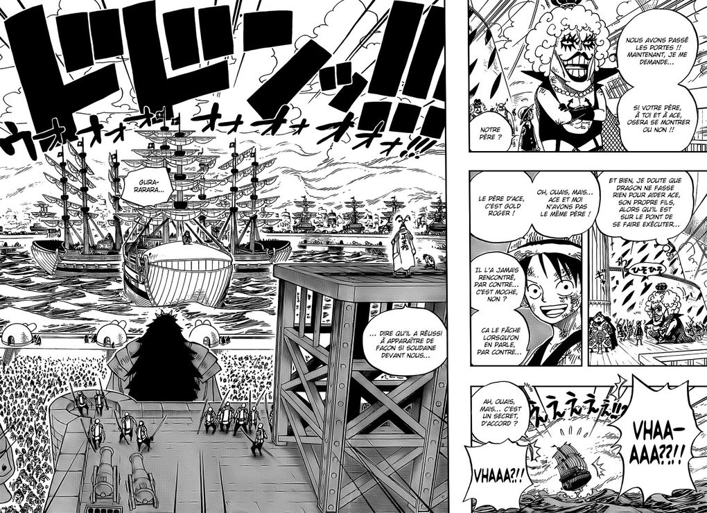Scan One Piece 552 fr par la OP et en collaboration avec Manga-Revoluscan