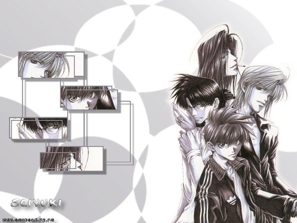 Album - Saiyuki