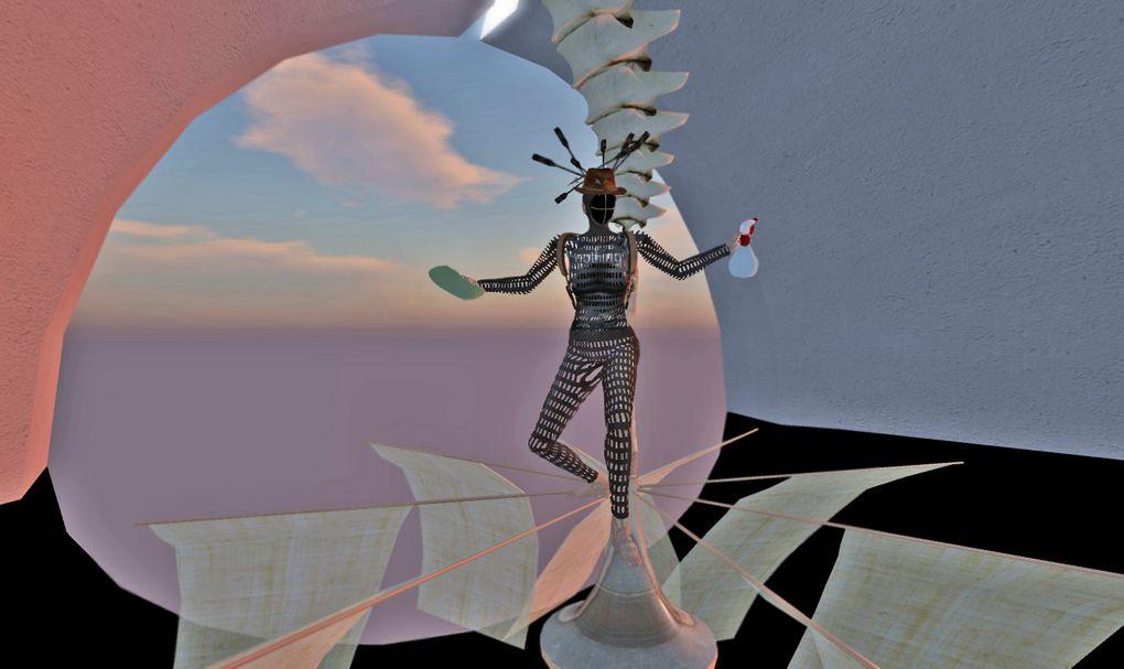 AFRICA LIVE ,10SLB PotPourri Market ,mariage TIM et KELTY ,ART SHOW ART KAHOS et nombreux avatars