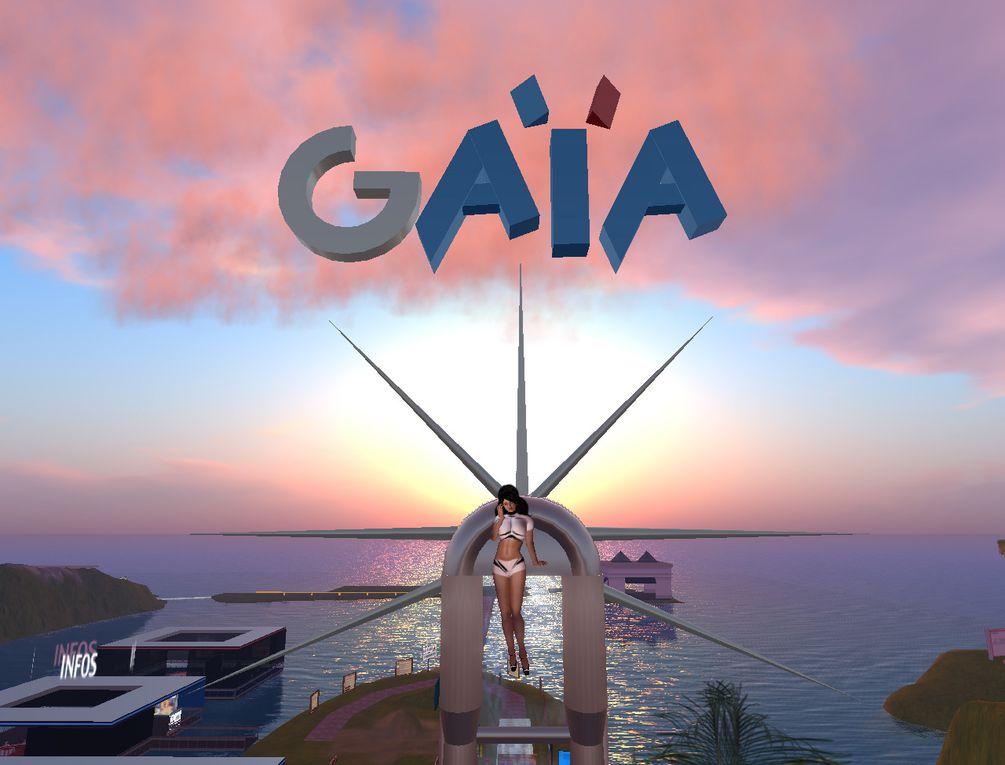 souvenirs de GAIA et de sa buvette
