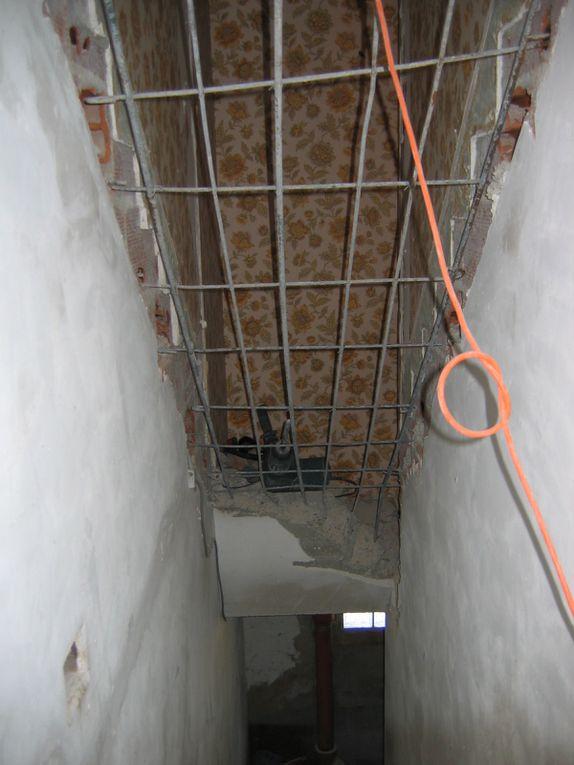 Album - Escalier
