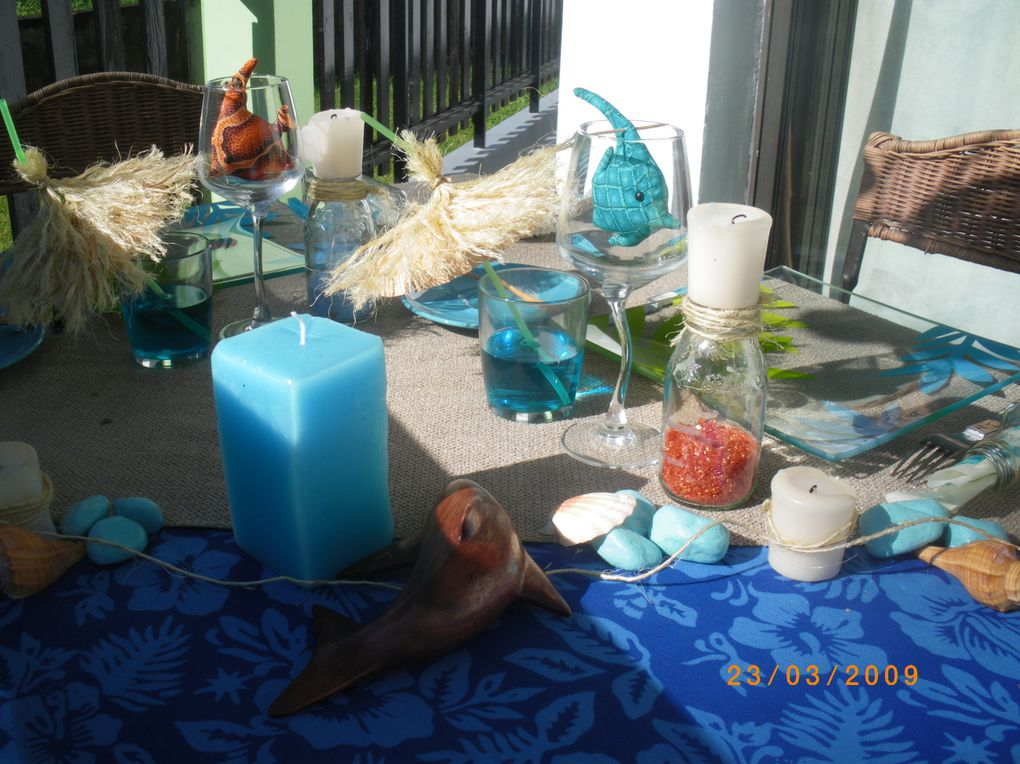 Album - table Lagon