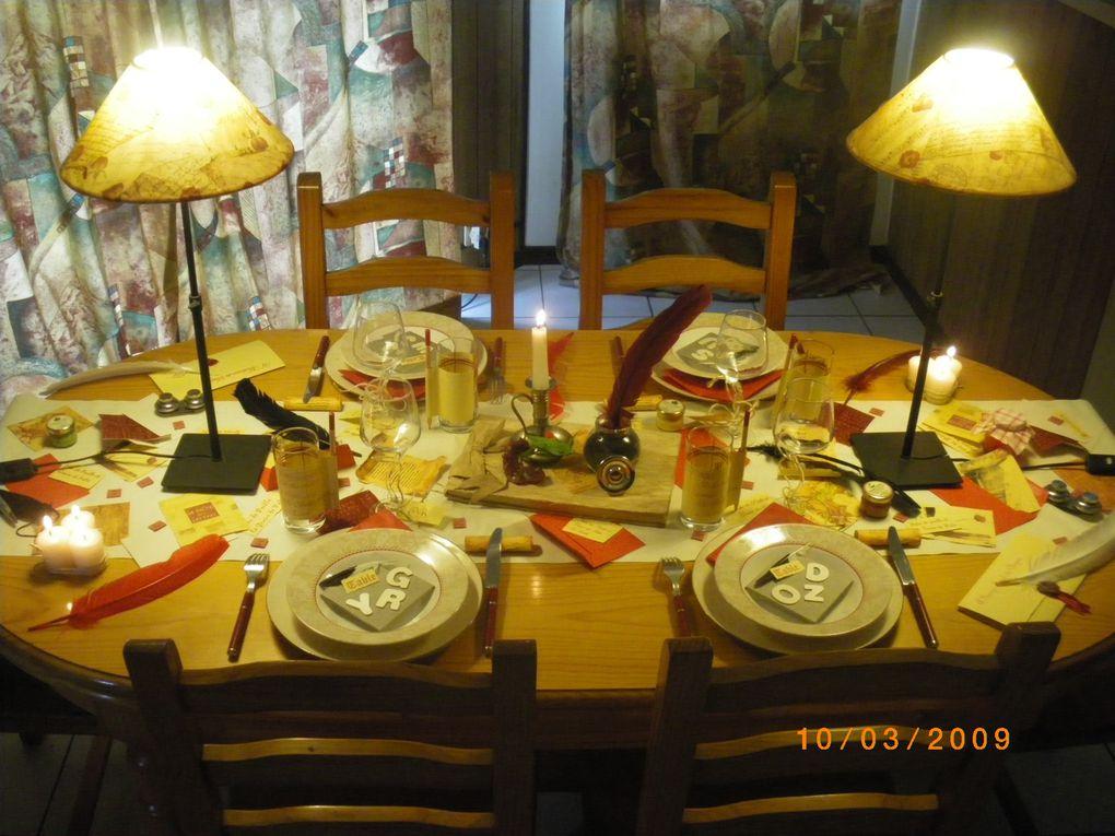 Album - Table-Belles-Lettres