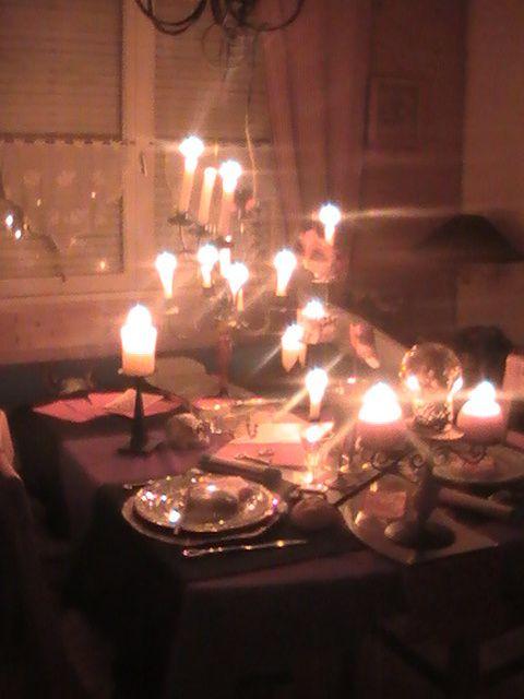 Album - Table-Forever-yours-le-manoir-hante