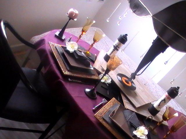 Album - Table-La-petite-robe-noire