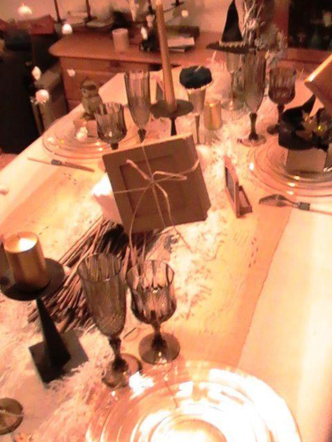Album - Table-Noel-a-Poudlard