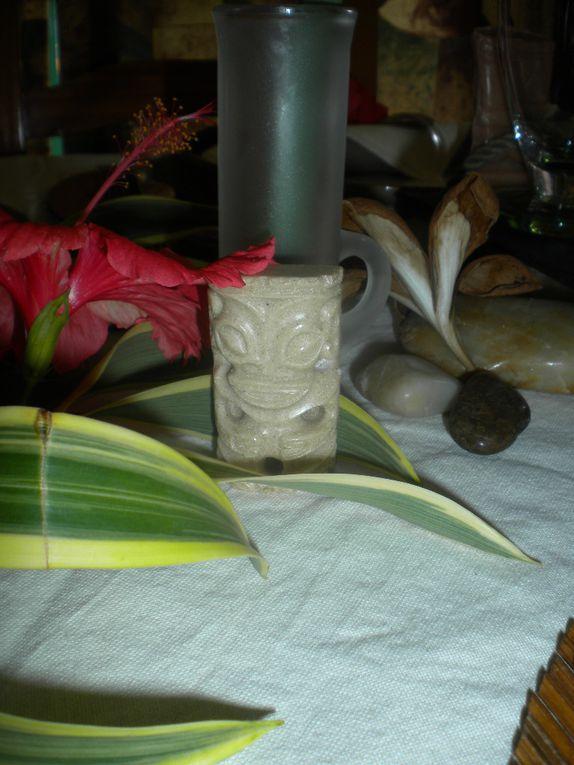 Album - Table-hibiscus