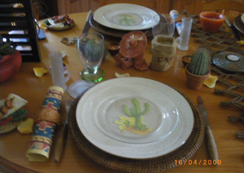 Album - Table-mexicaine