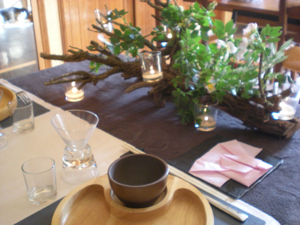 Album - table-Kyoto