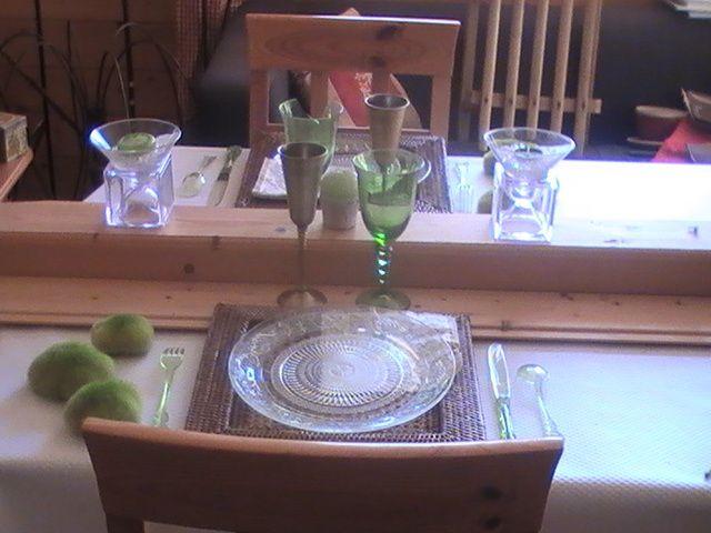 Album - D'une table à une autre