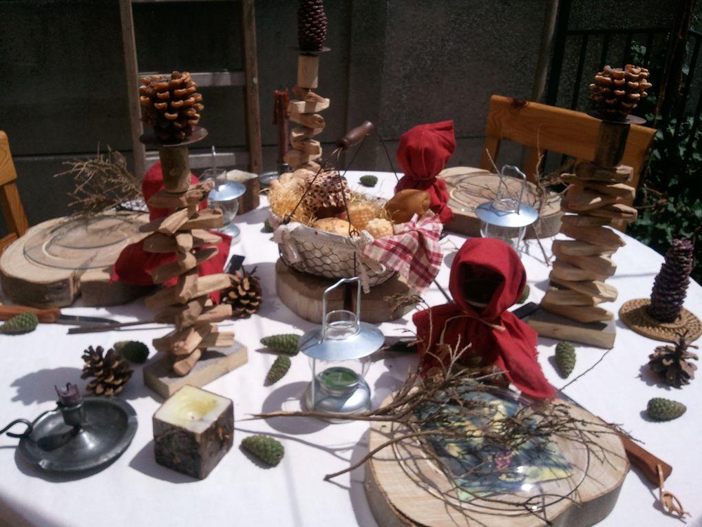 Album - table-chaperon-rouge