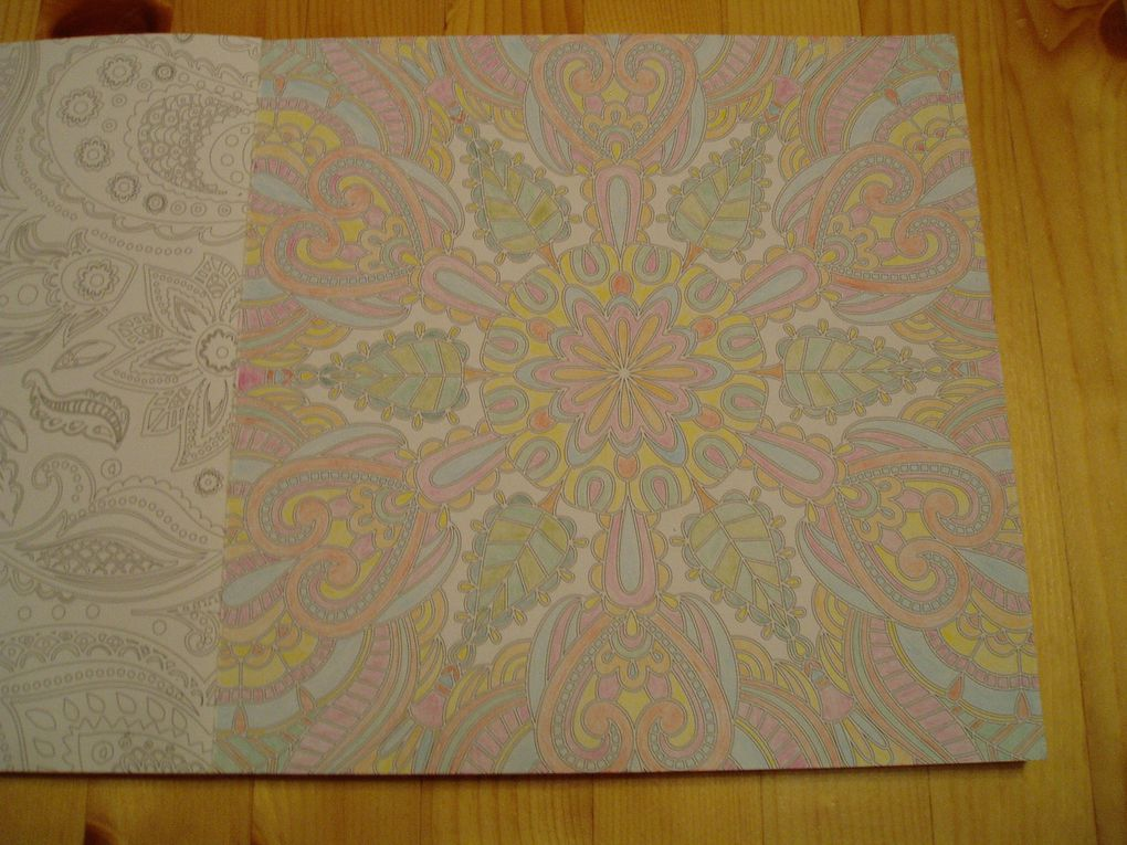 Album - Coloriage anti-stress
