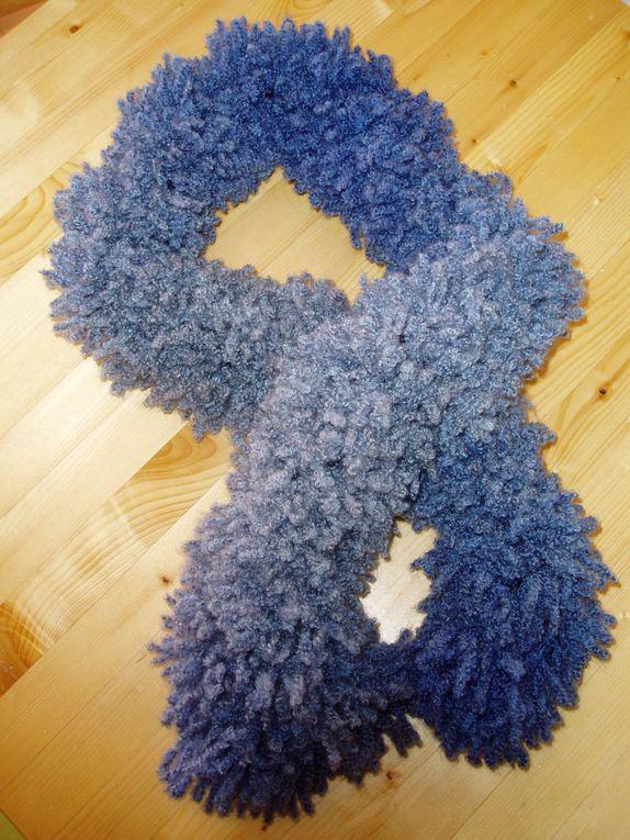 Album - tricot/crochet