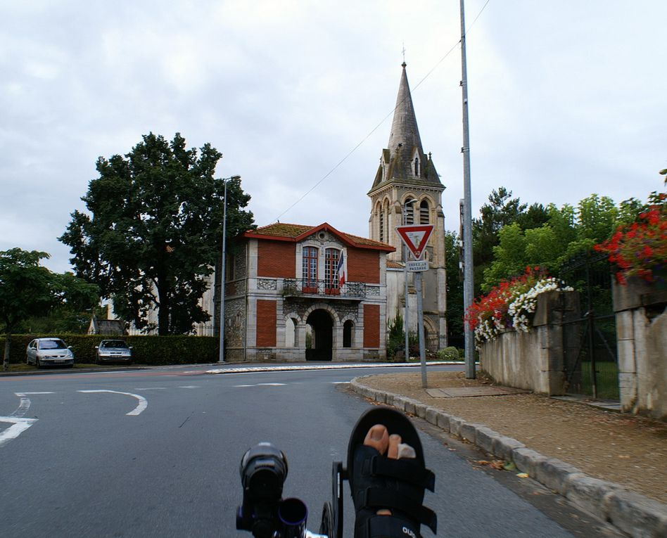 Album - Periple Trike grand Ouest - 2009