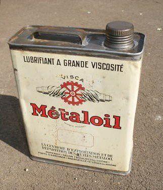 Album - Bidons d'huile anciens de collection..Album 1