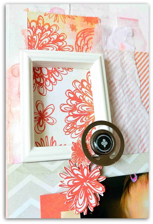 Album - Mes pages de scrap