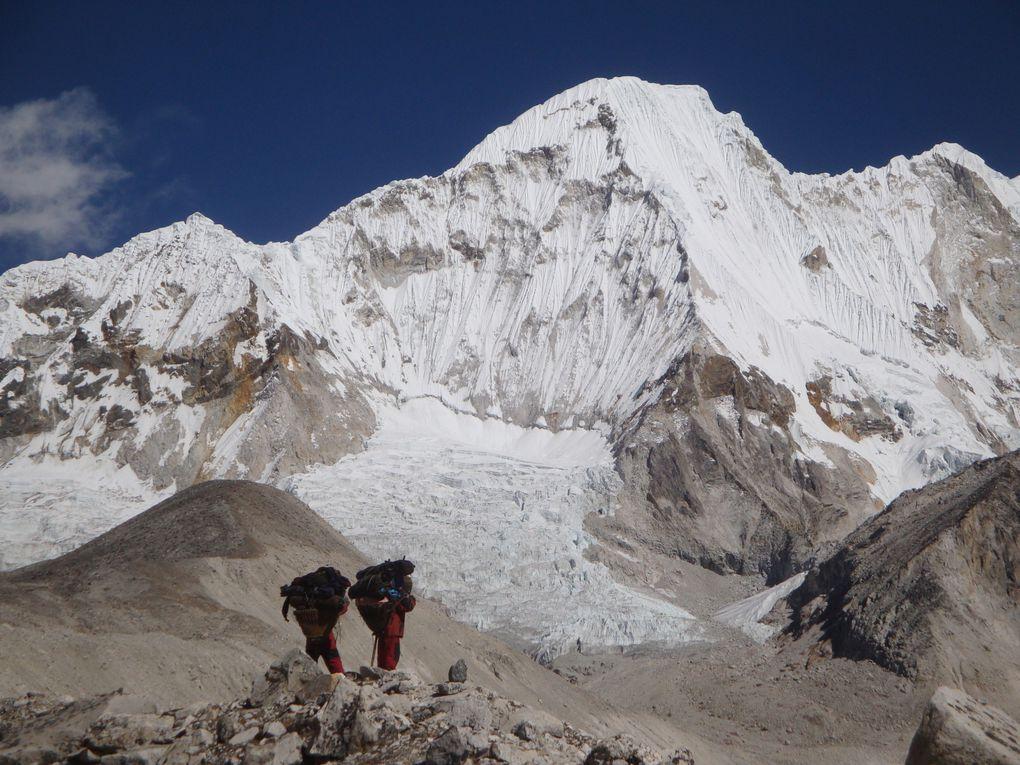 Album - Mera-Peak des montagnes des dieux et des hommes--.