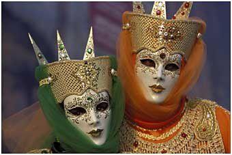 Album - Venise et son carnaval romantique