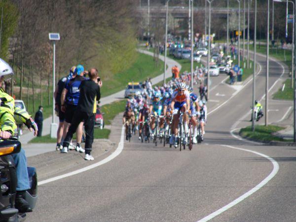 cyclistes amateurs/professionnels