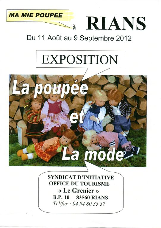 Album - associationMA-MIE-POUPEE