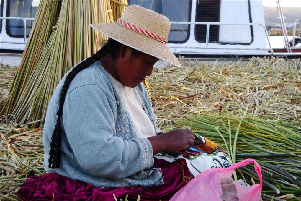 Album - 54.Islas-flotantes - Puno (Peru)