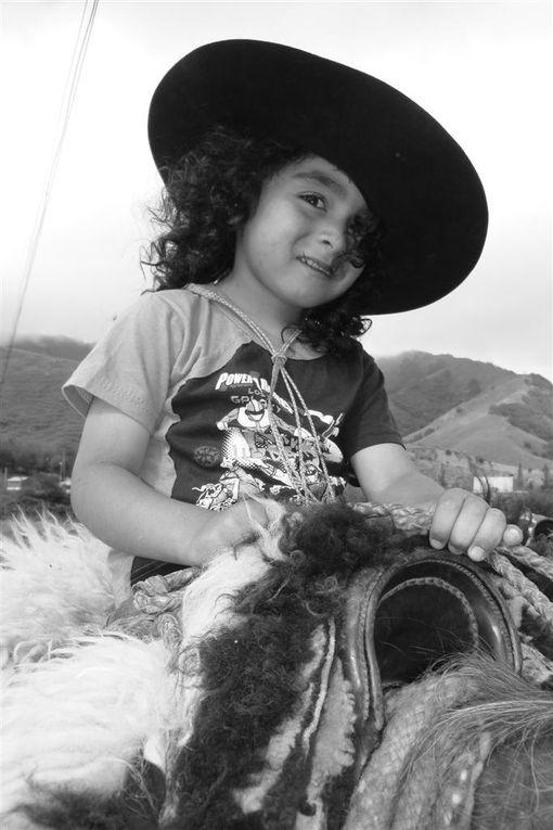 Yerra de la familia Guanco camino a Tafí del Valle.