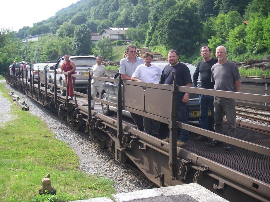 Séjour en Slovénie Juin 2008