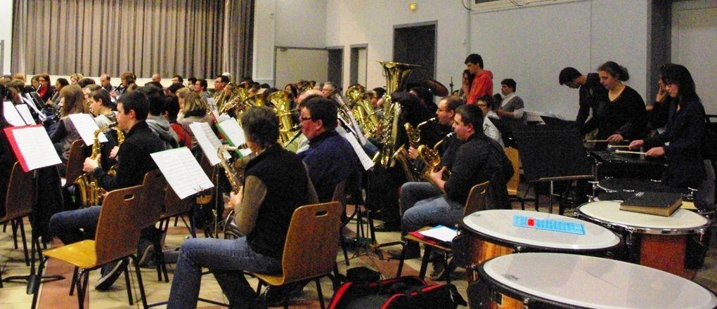 Concert à Beuvry le samedi 6 avril 2013