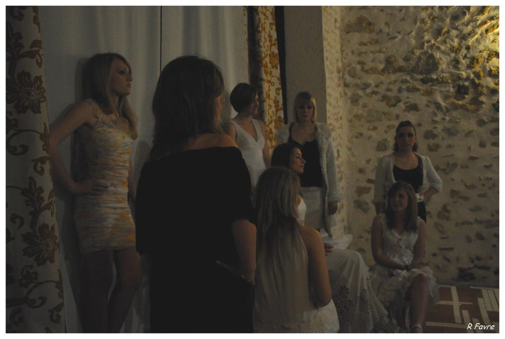 Album - defile &quot&#x3B;blancs d'été&quot&#x3B; 2011