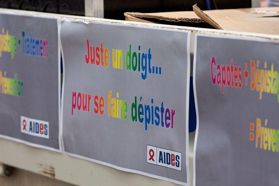 La lesbian and gay pride est une manifestation qui prône la tolérance et l'égalité pour tous les homosexuels, bisexuels et transsexuels. L'expression Gay Pride signifie « Fierté Homosexuelle », d'où le nom « Marche des Fiertés » en F