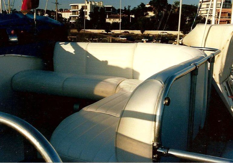 Fly bateaux à moteur
