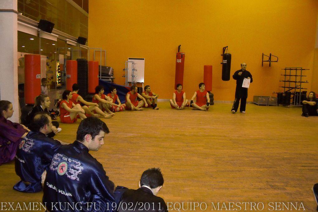 Clases de Wushu Kung Fu Tradicional Shaolin del Sur y Norte.Informate:Tlf&#x3B; 626 992 139 - matrículas abiertas.Clases en: Alcala de Henares/ Azuqueca de Henares/ madrid / Guadalajara.Equipo Maestro Senna2 veces Campeon del Mundo7 veces Campeon