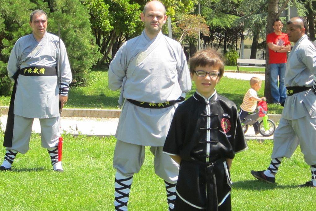 Espada Wushu Jianshu Forma Olímpica. Curso del día 26/05/2013- Wushu JianShu - Forma Olímpica. Forma Olímpica Espada - Curso equipo Maestro Senna y Maestra Paty Lee