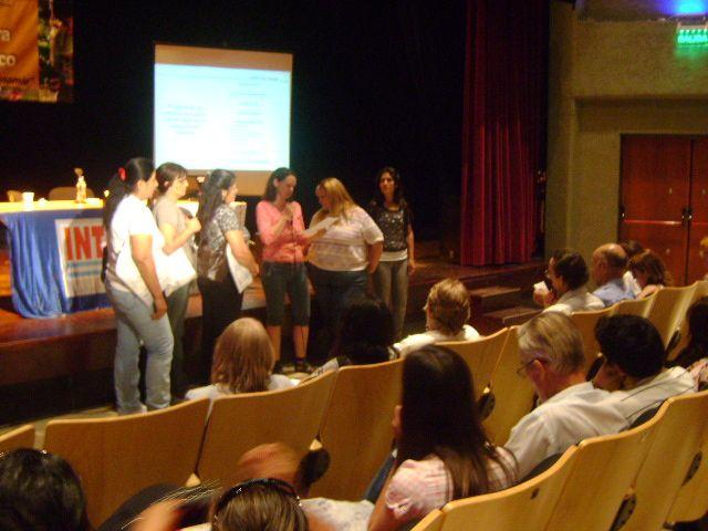 El Encuentro y Muestra del Pro-Huerta se realizó en la Ciudad de Resistencia, en la Casa de las Culturas con la participación de promotores, docentes y publico general. Todo finalizó exitosamente