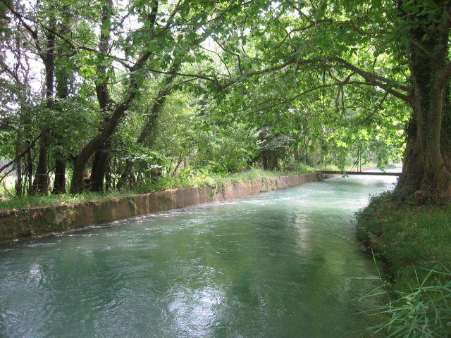 Album - Le Canal de Craponne - Branche d'Arles