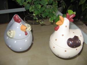 Ma collection de poules