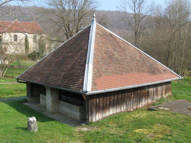 Album - Fontaines et lavoirs du Doubs