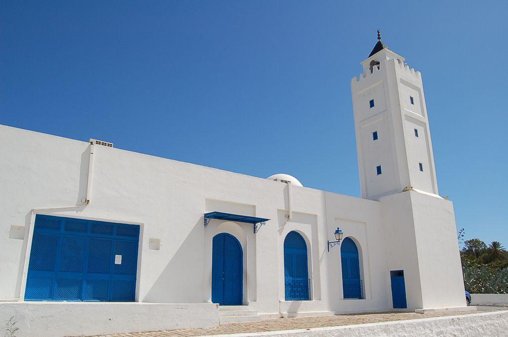 Petit séjour à Sidi Bou Saïd