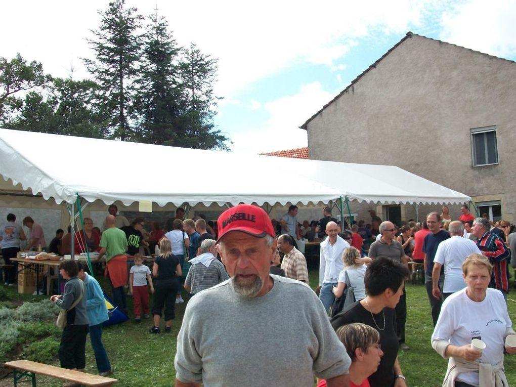 Vaudeville-le-Haut : 8ème édition de la randonnée cantonale.