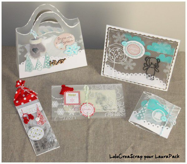 Album - LauraPack-Swilrcards