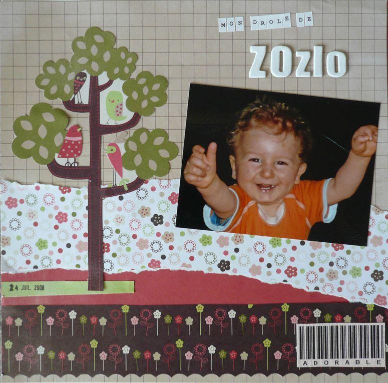 Album - Pages scrap 30x30
