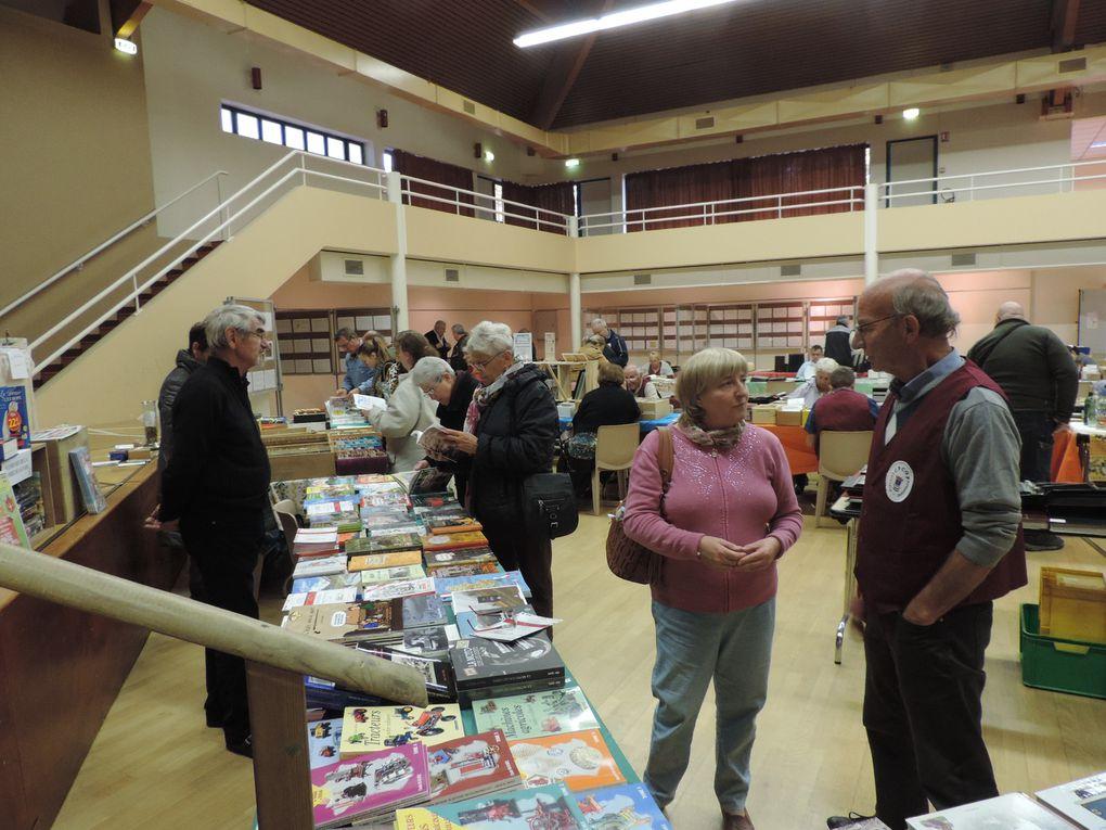 Reportage du 27e SALON des Collectionneurs du Pays de Faverges