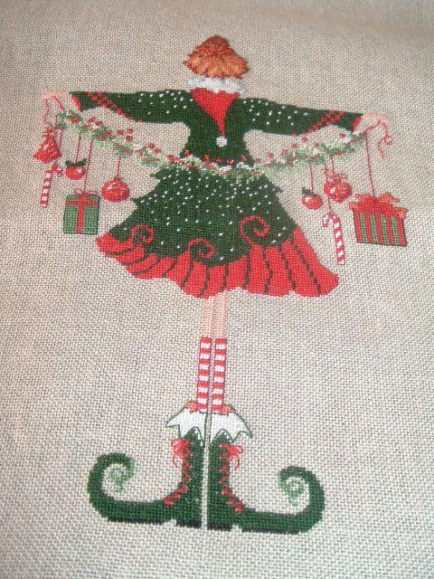 Broderies de Noël