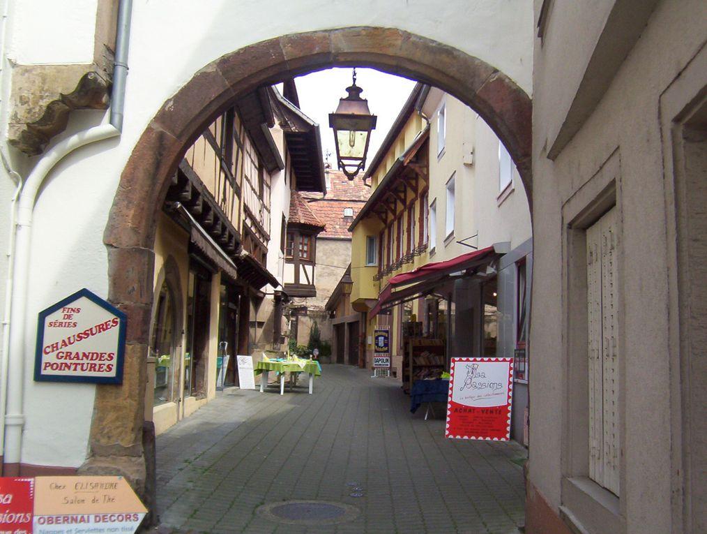 Album - Obernai en Alsace