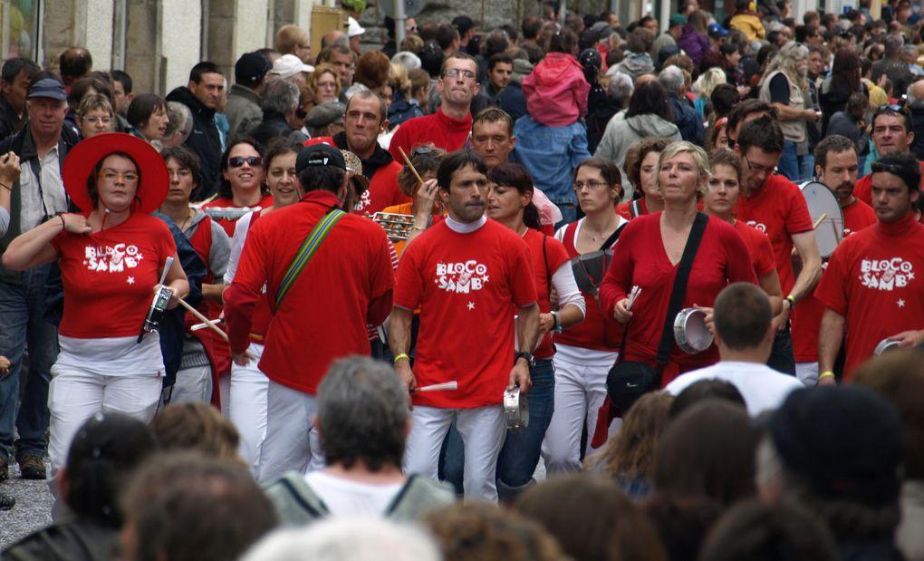 Album - CAVALCADES DE SCAER - 1er carnaval de Bretagne