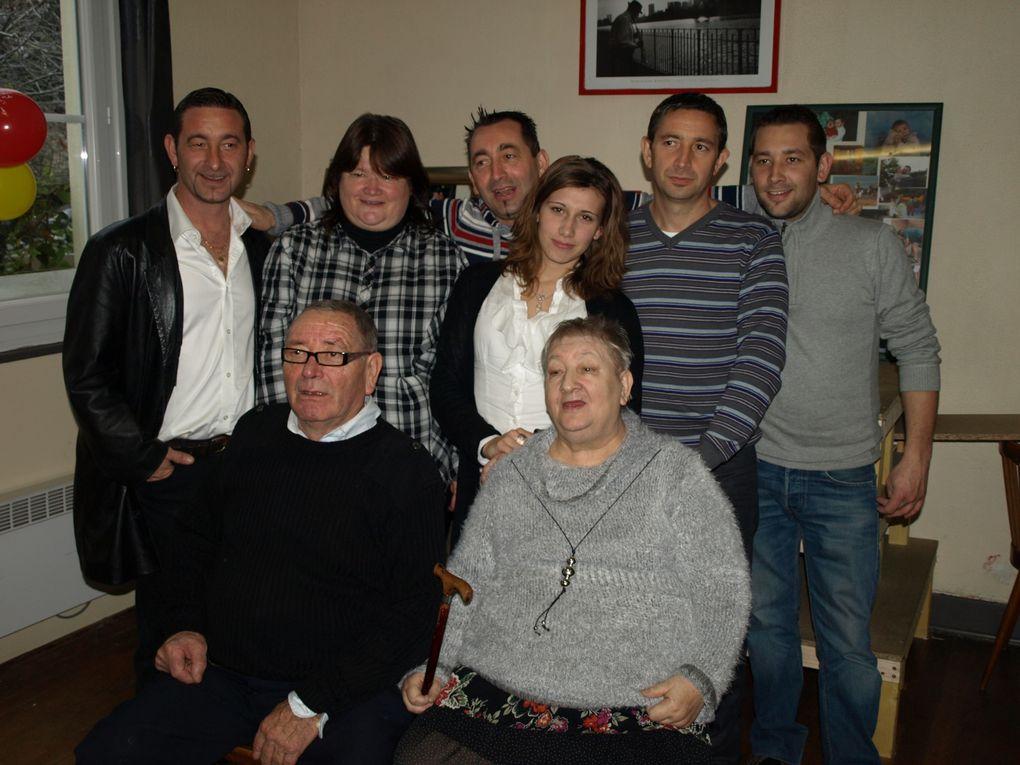 photos de Jacqueline et Jean-Claude Lenoir décédés en 2012