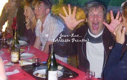 Les Artistes d'Allex et d'ailleurs, répondent présent à l'appel d'Olivier.L'exposition pour la 3ème édition...Olivier nous a ouvert sa maison et son coeur...un WE entier...Merci pour ton accueil et ta générosité...On revient en 2011..dis.